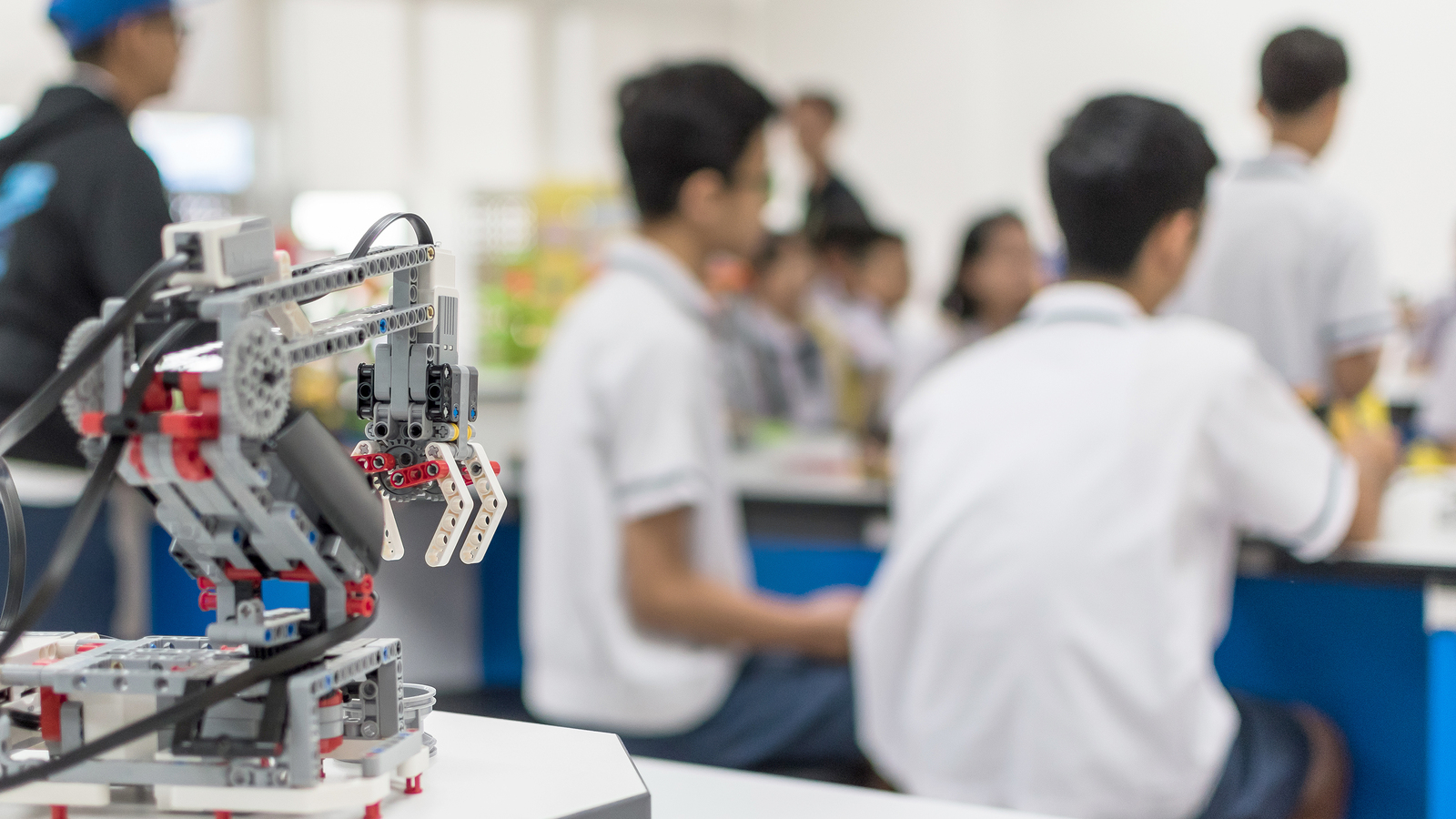 STEM education is becoming more important for education policy worldwide. -