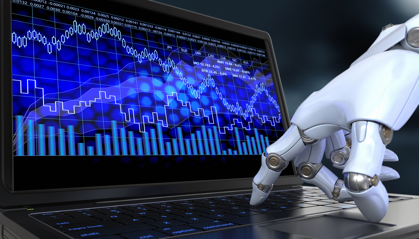 The growing demand for specialists in this field of study prompted Carnegie Mellon to develop a comprehensive program of Artificial Intelligence. - Photo: bigstock