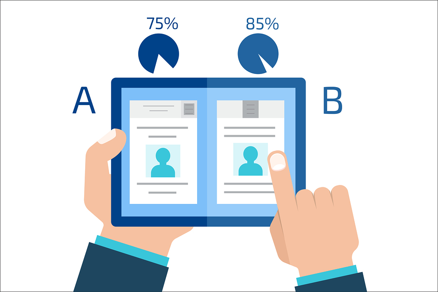 Coursera added A/B Testing on its platform for instructors to compare elements and improve their courses. - Photo: Bigstock