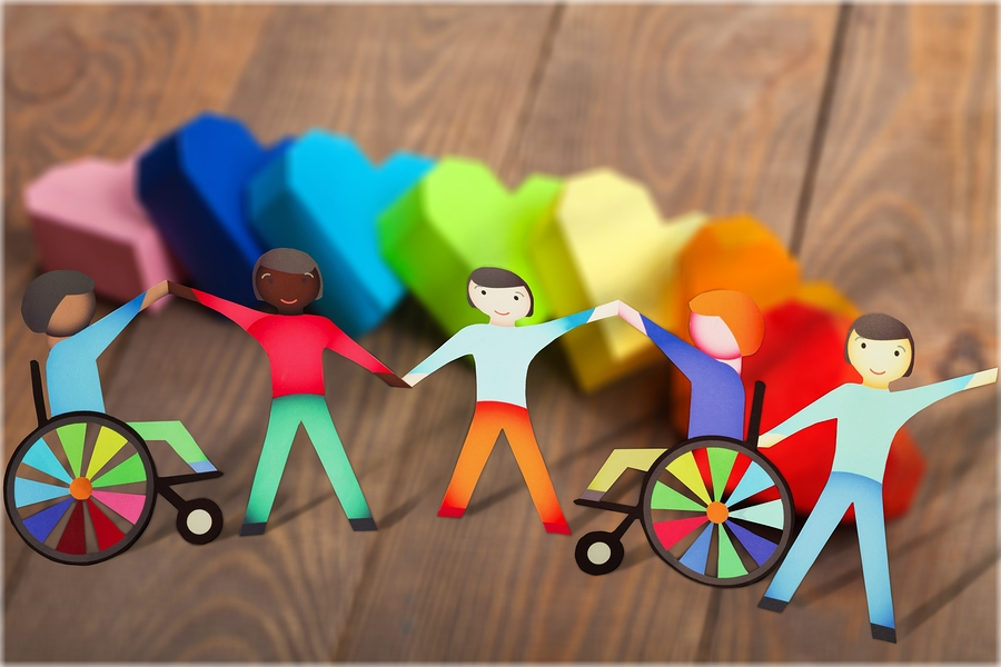 Educating for tolerance since the first years of school education is of the utmost importance. The new generations must recognize their differences as aspects that contribute to others for the resolution of conflicts or situations that affect the common good. - Photo: Bigstock