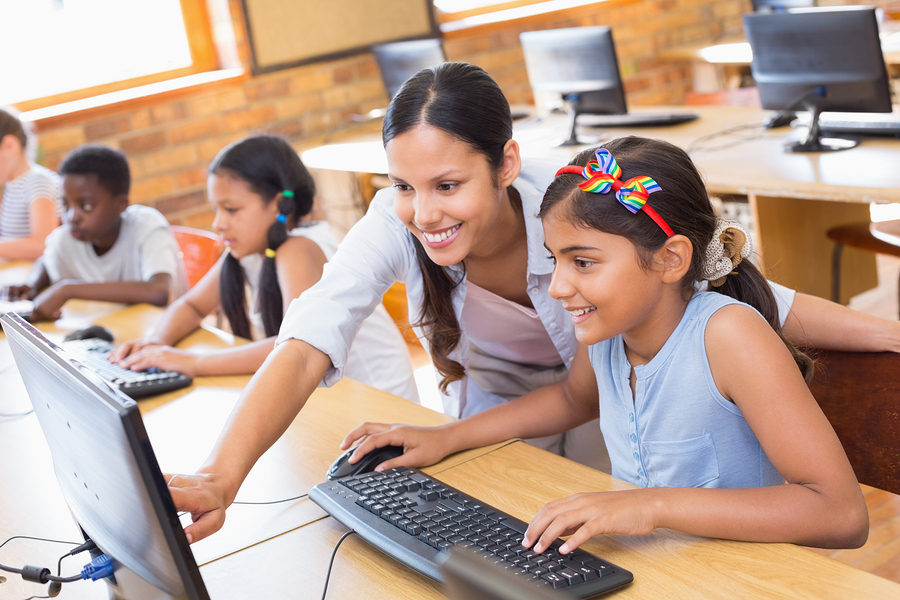 Information and Communications Technologies at school (ICT) have implied large investments. An example are the schools in this study, have both infrastructure and software resources. However, there is no evidence of an impact on learning through ICT. - Photo: Bigstock