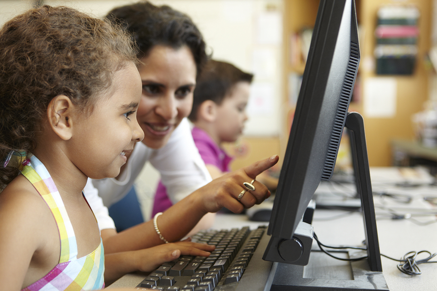 Although parents look optimistic about the use of technology in the classroom, they ask for more support and promotion from technology companies and governments. - Image: Bigstock