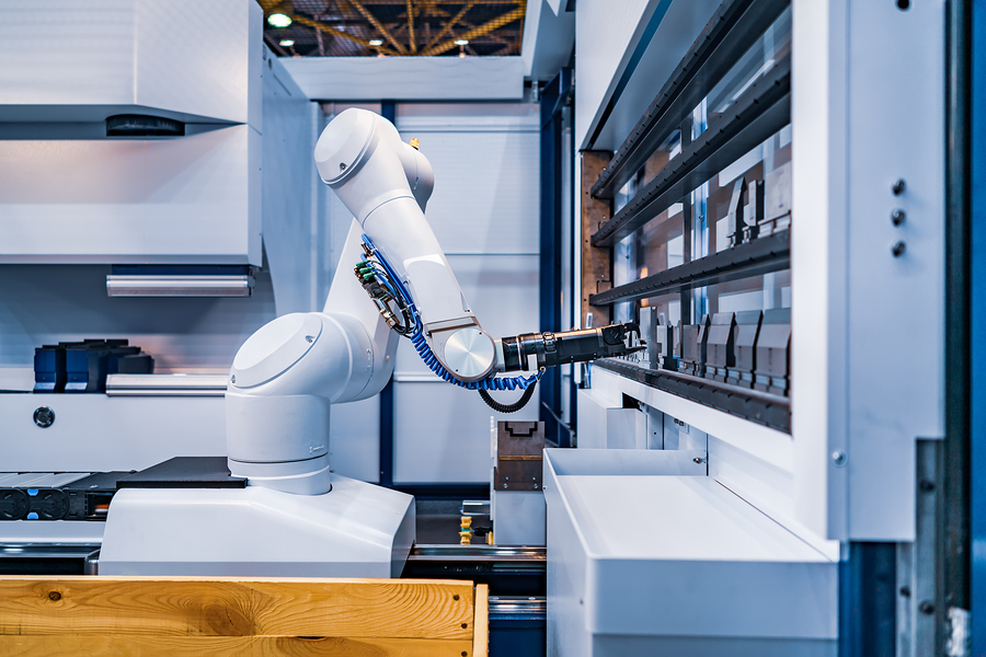 The fear of machines replacing humans will become a reality much sooner than people imagine. - Photo: Bigstock