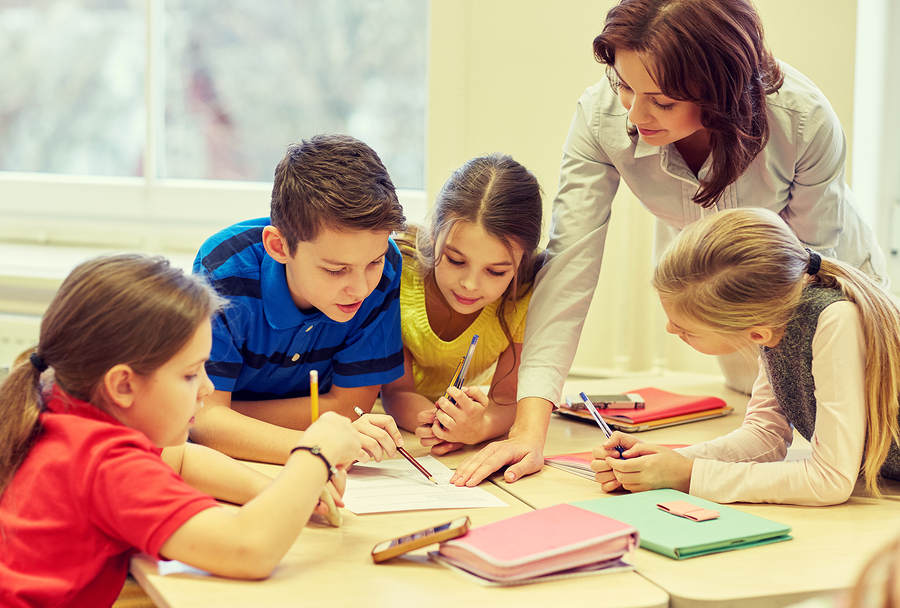 Playful assessment can help evaluate the students process to obtain a result and how much they understood in each lesson. - Photo: Bigstock