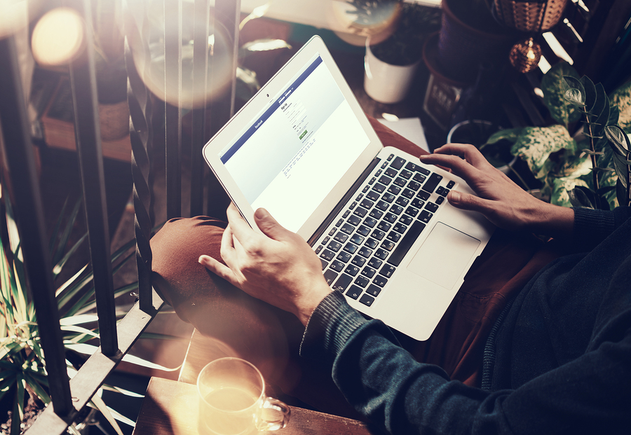 Learn with Facebook courses aim to train students to land a job and get digital marketing skills. - Image: Bigstock.