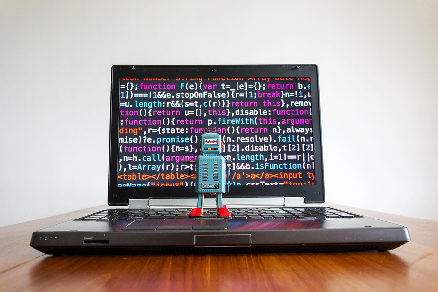 Programming helps develop value skills like literacy, persistence and problem-solving. - Image: Bigstock.