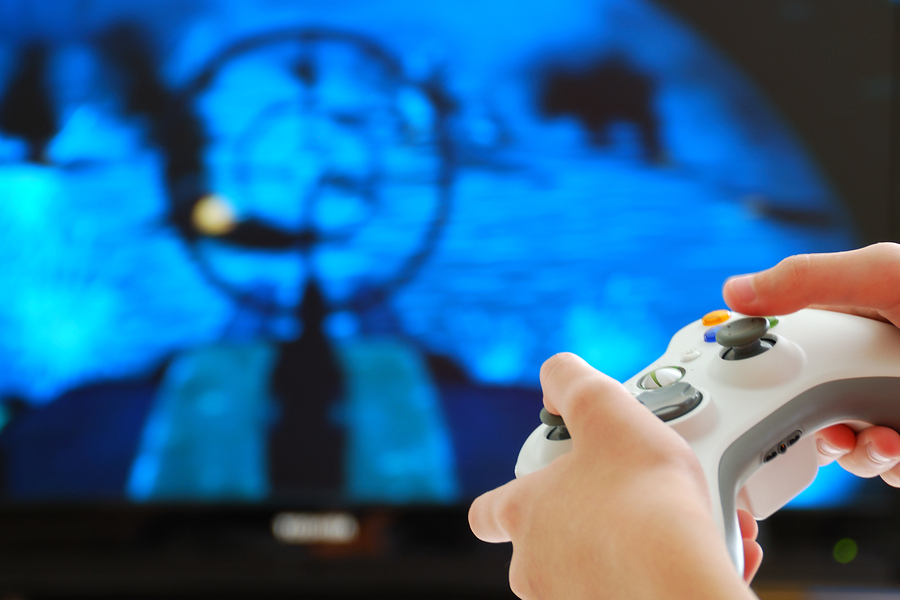 Videogames help develop important skill for university students. - Photo: Bigstock.