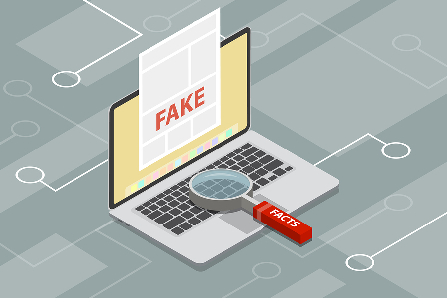 Disinformation epidemy is a global phenomenon with severe consequences. What can education do to address it? What is media and information literacy? How can this competence be developed in the classroom? Why is it crucial for educators to teach it? - Photo: Bigstock.