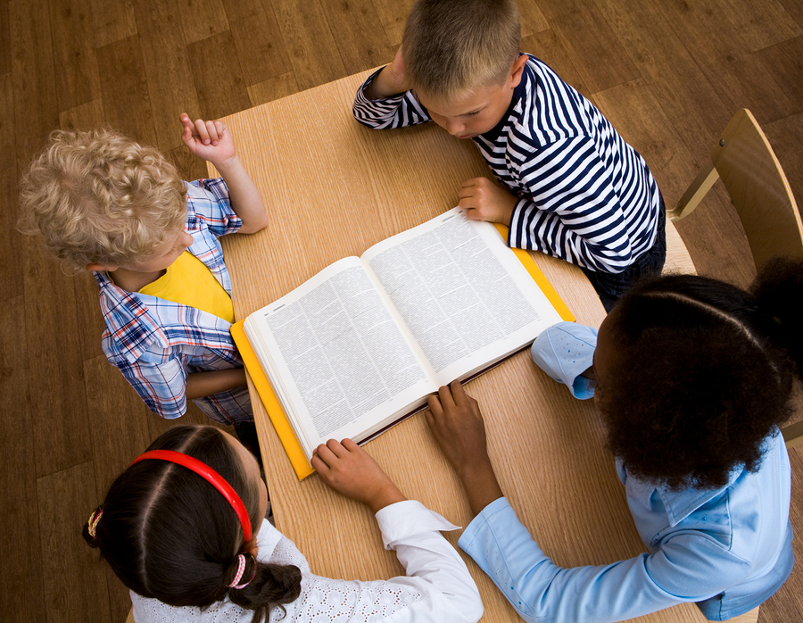 The way we teach reading doesn't take into account the science about how our brain works. - Photo: Bigstock.