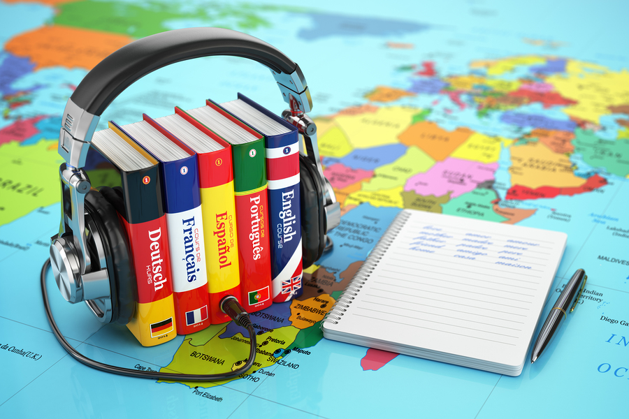 Translation benefits go beyond enabling dialogue and communication. - Photo: Bigstock.