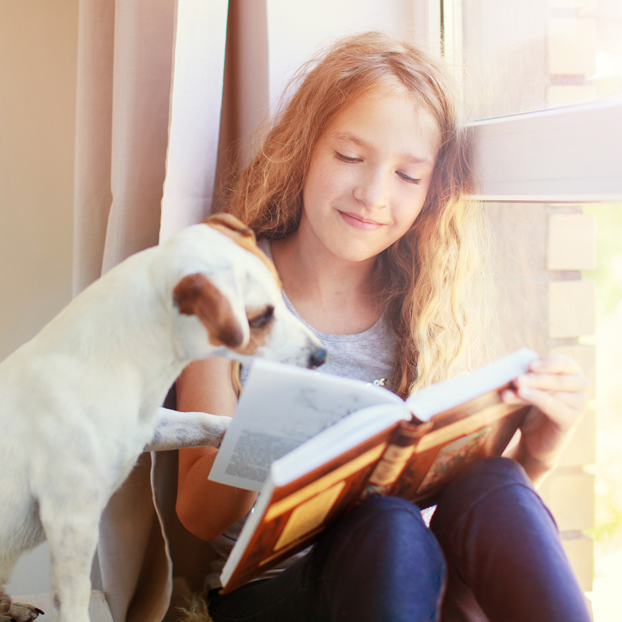 As educators understand the value of social and emotional intelligence, they are increasingly leaning on animals to teach children these skills. - Photo: Bigstock.