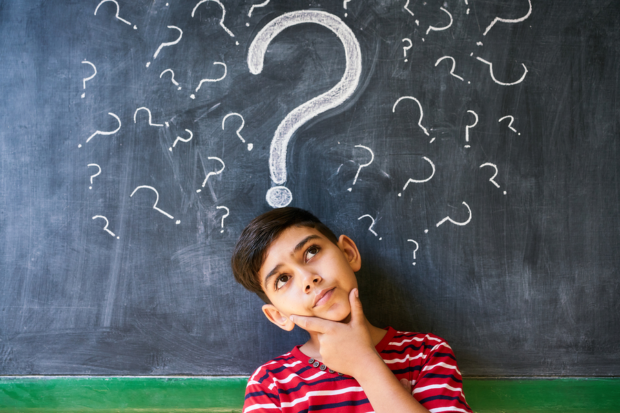 Questioning helps students to be more critical, analytical, solve problems, and identify opportunities. - Photo: Bigstock
