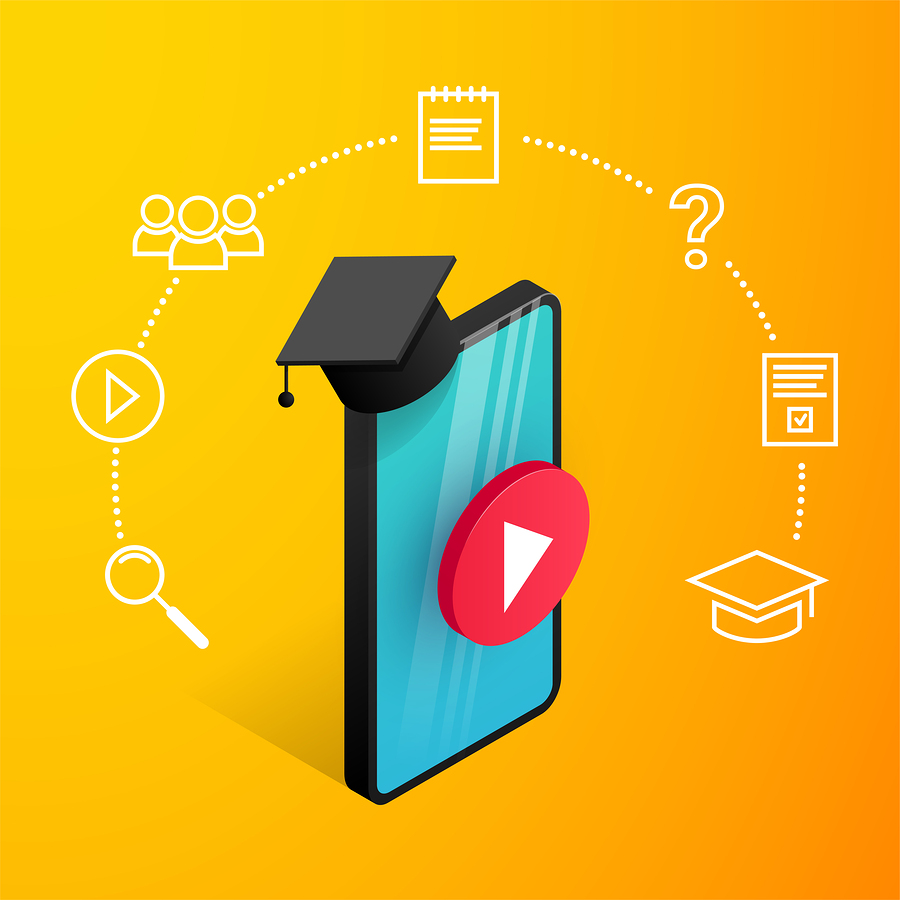 """Educational videos on mobile devices favor learning process on physics concepts up to 26%"" -"