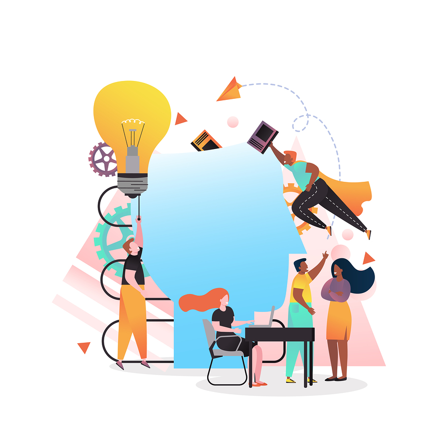 What are the skills students need to be successful in college and the workforce? How can educators teach those skills? We need a consensus on the way we teach, develop, and assess soft skills. - Photo: Bigstock
