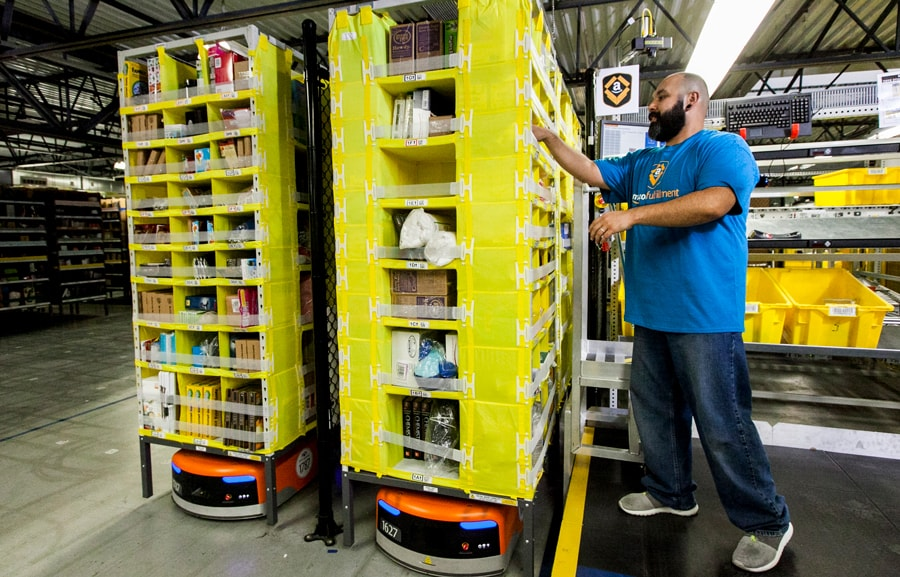 'Upskilling 2025' is Amazon's 700 million dollar commitment to upgrade its U.S. workforce. - Image: Amazon.