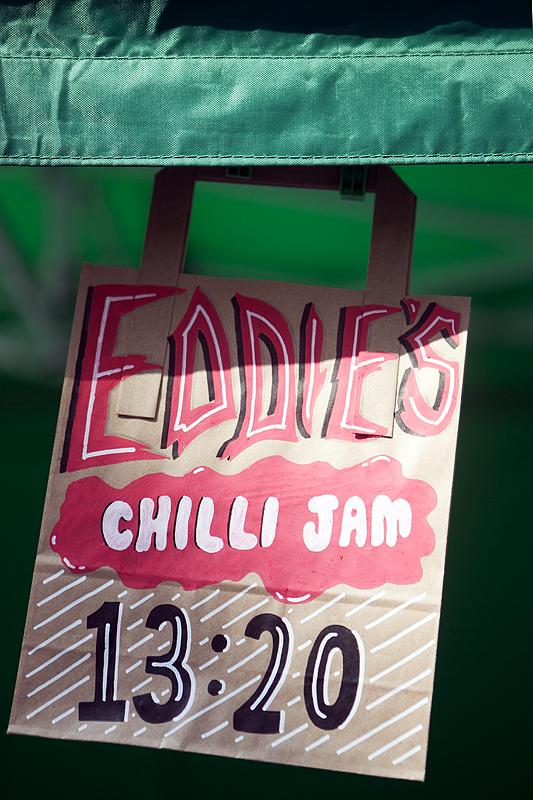 Eddie's Chilli Jam