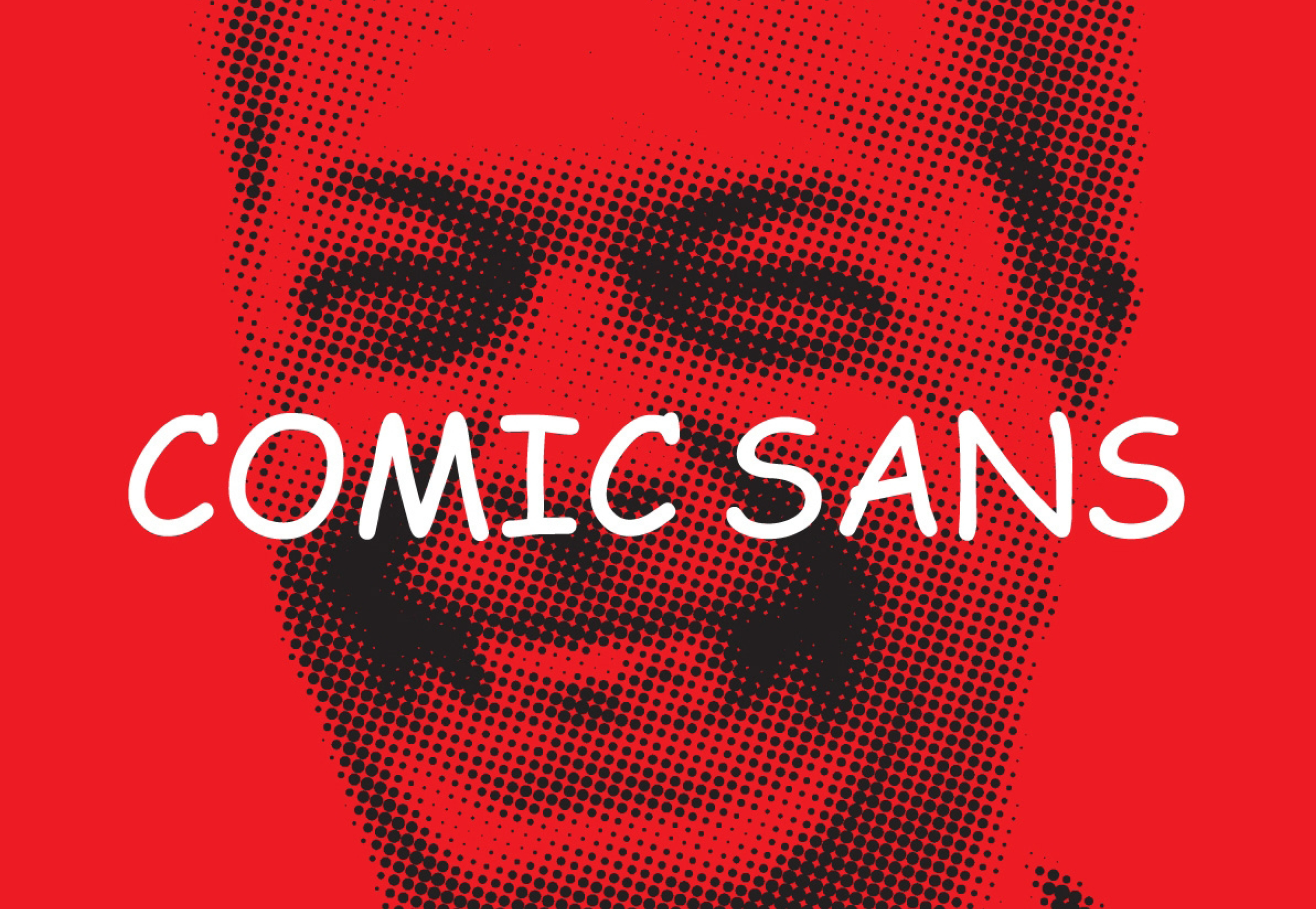 ART EXHIBITION    COMIC SANS FOR CANCER    CANCER RESEARCH UK, 2014 > WATCH THE FILM<