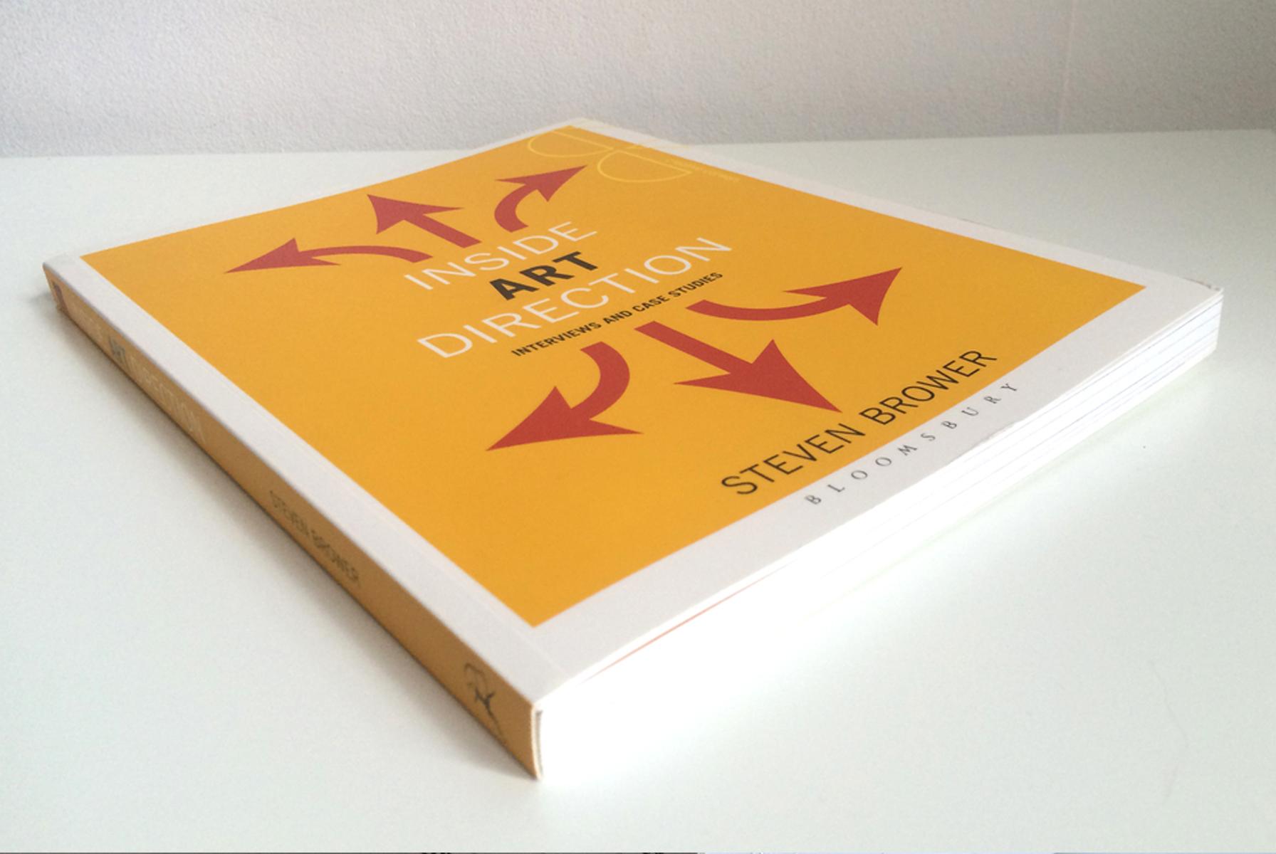 Inside Art Direction   Author: Steven Brower Paperback: 232 pages Publisher: Fairchild Books (2016)    2016 INDIES Finalist