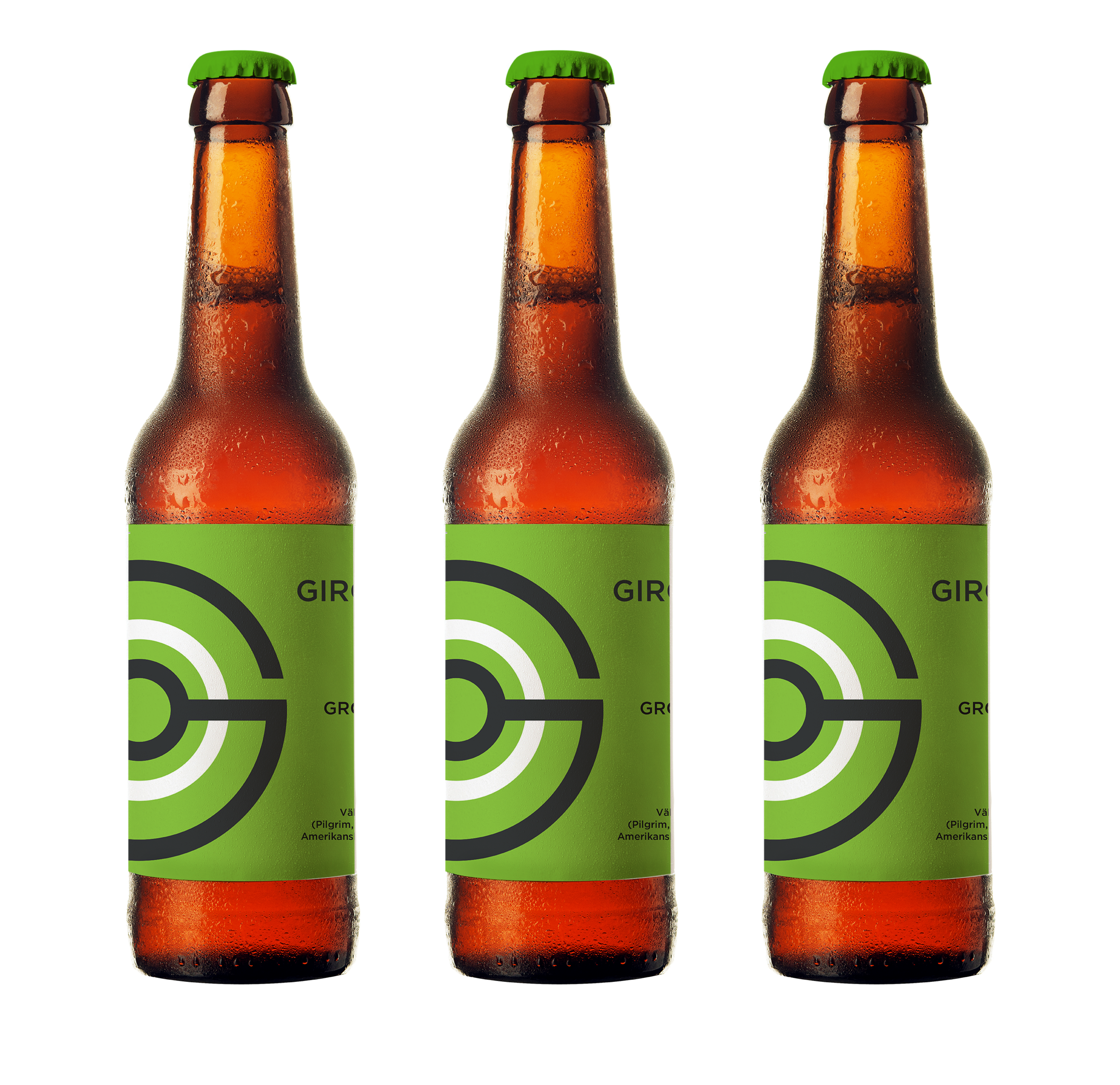 GIROT Gröna American Wheat Beer