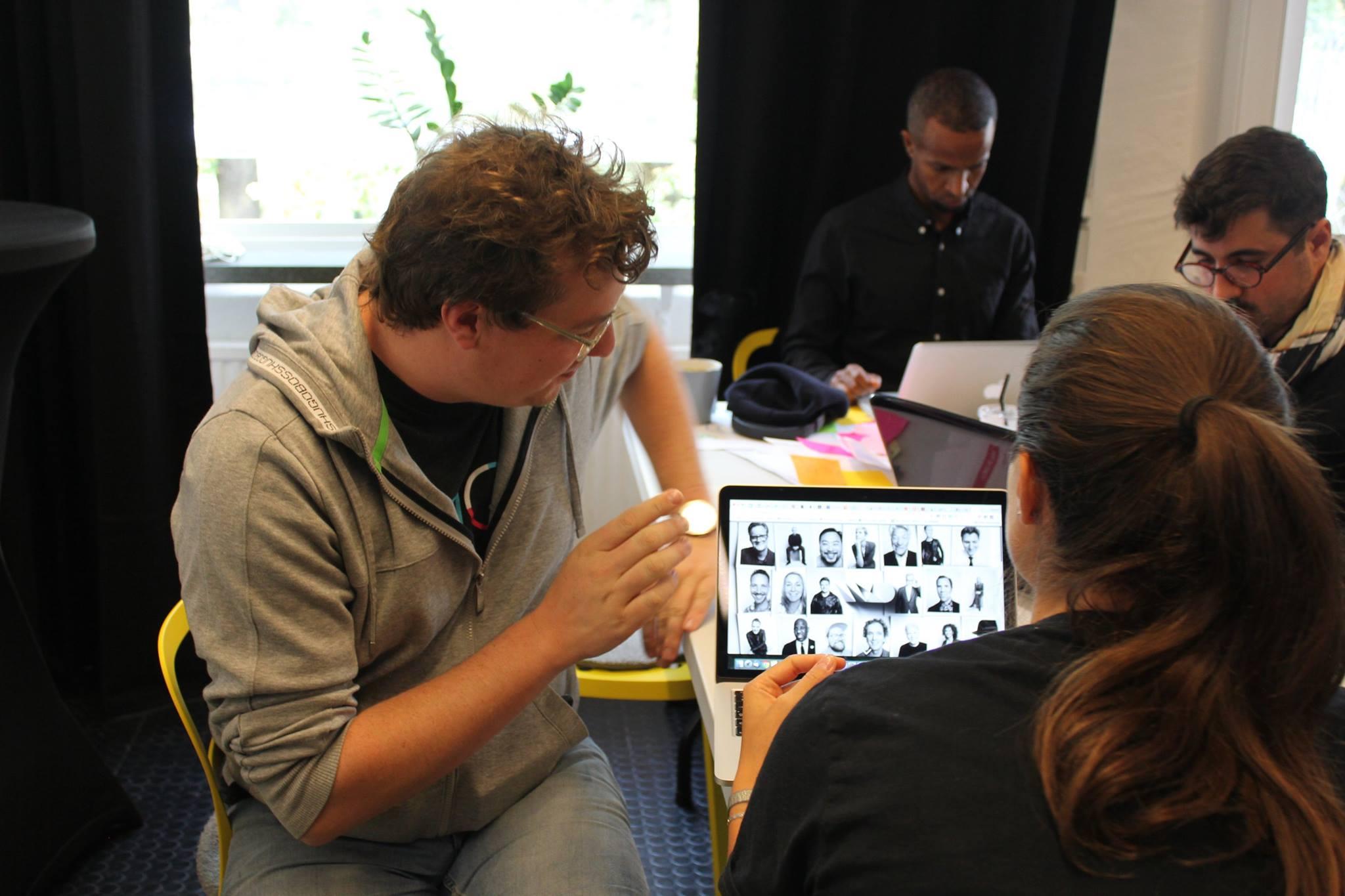 Photo Credit:  Stockholm Startup Weekend