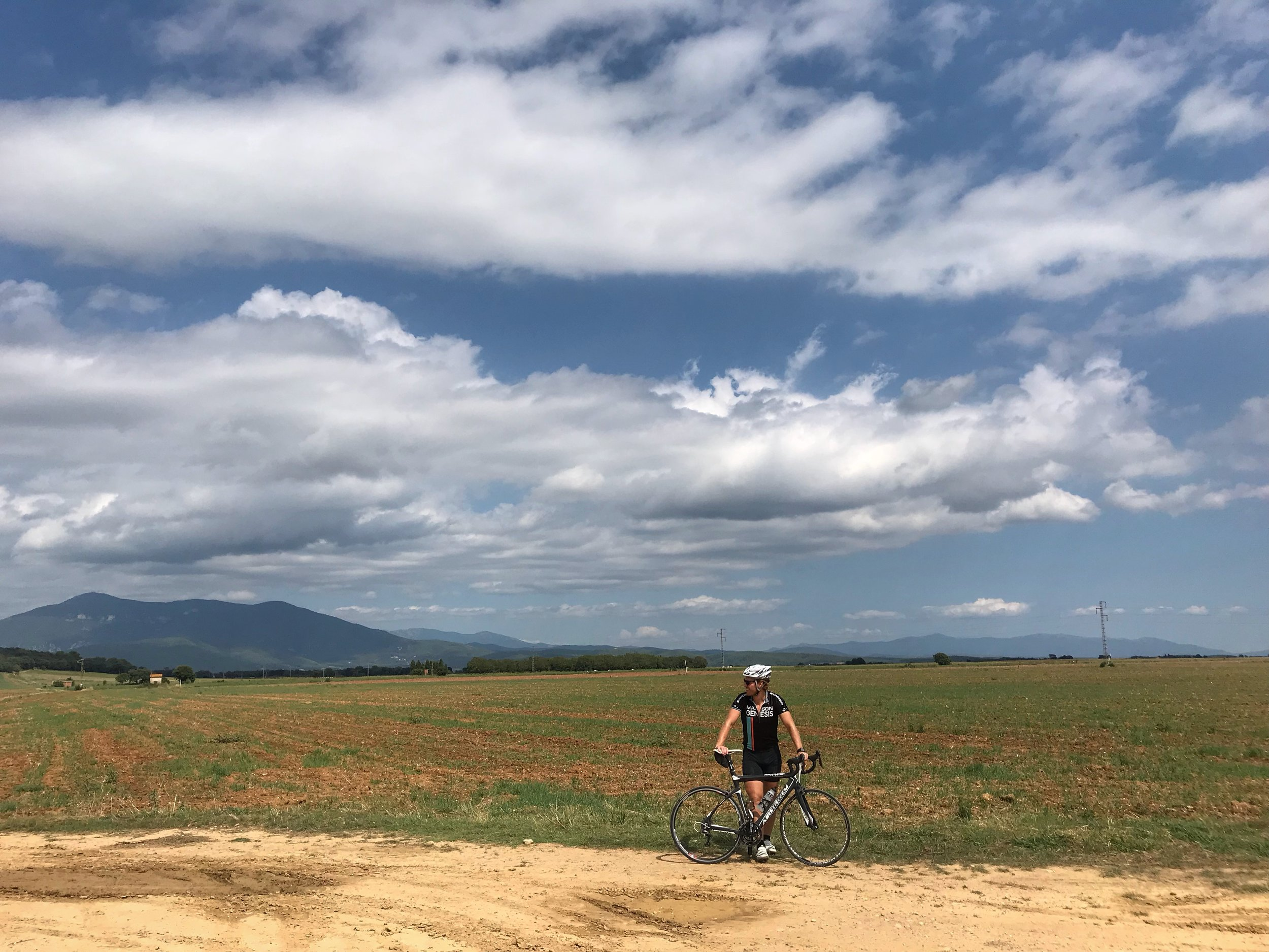 Day Trip in the girona mountains & costa brava coastline    Ancient towns and infamous cycling near Girona and some of the most breathtaking routes along the Costa Brava coastline.