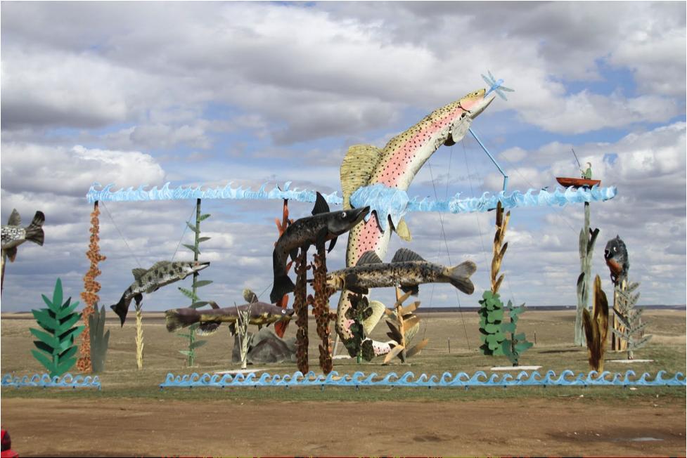 """Fisherman's Dream"", 2006"