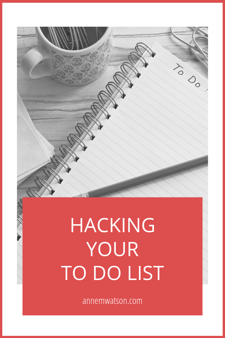 Hacking Your To Do List