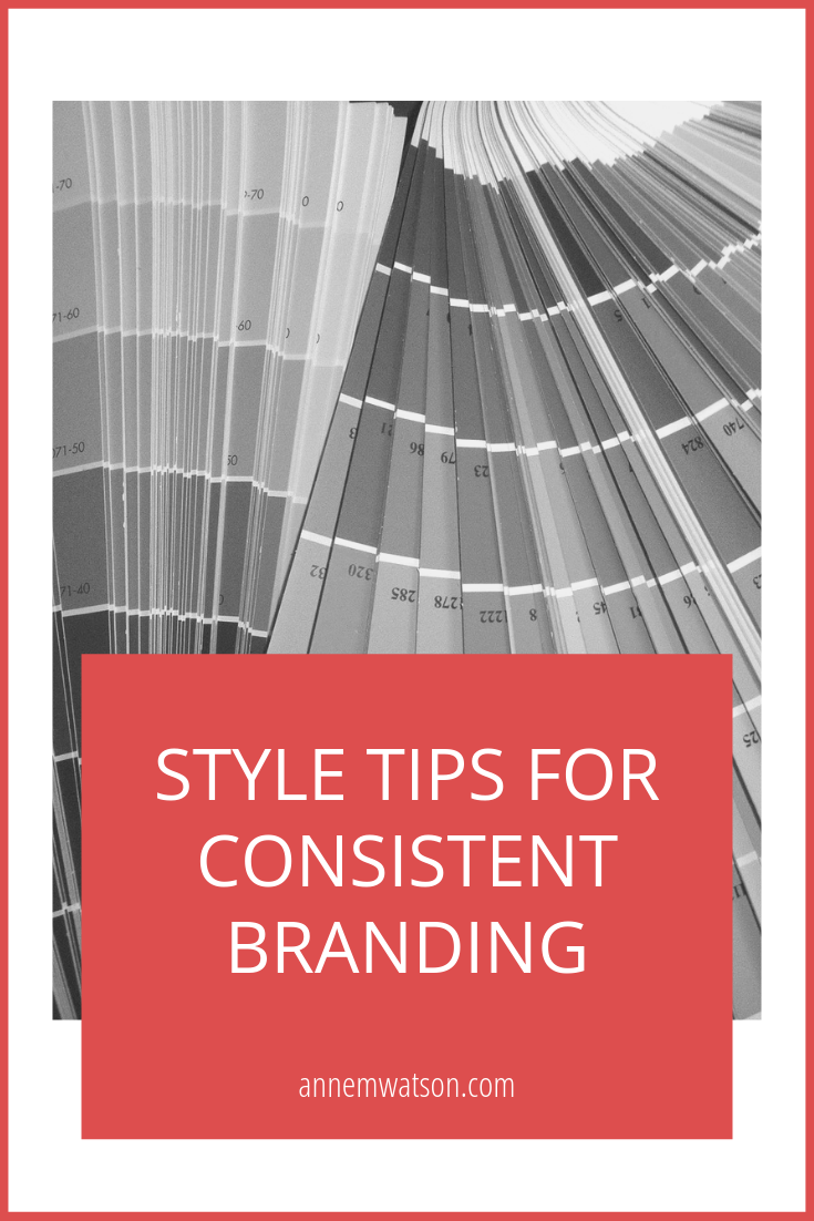 Style Tips for Consistent Branding