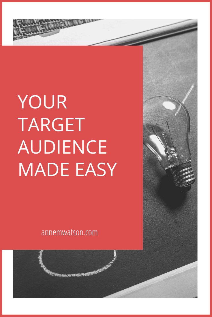 Your Target Audience Made Easy