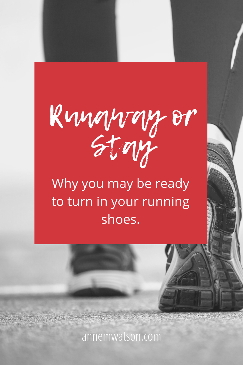 Runaway or Stay