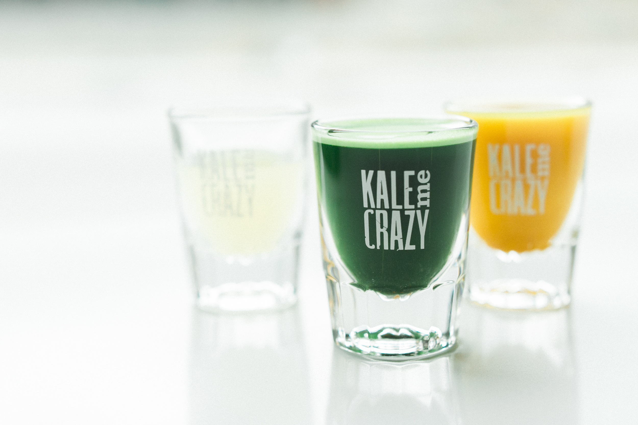 Kale Me Crazy Atlanta on In Fine Feather Blog