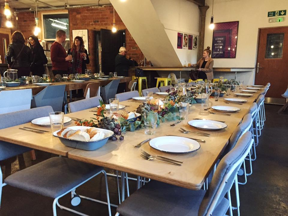 A Sicilian Supper private dining