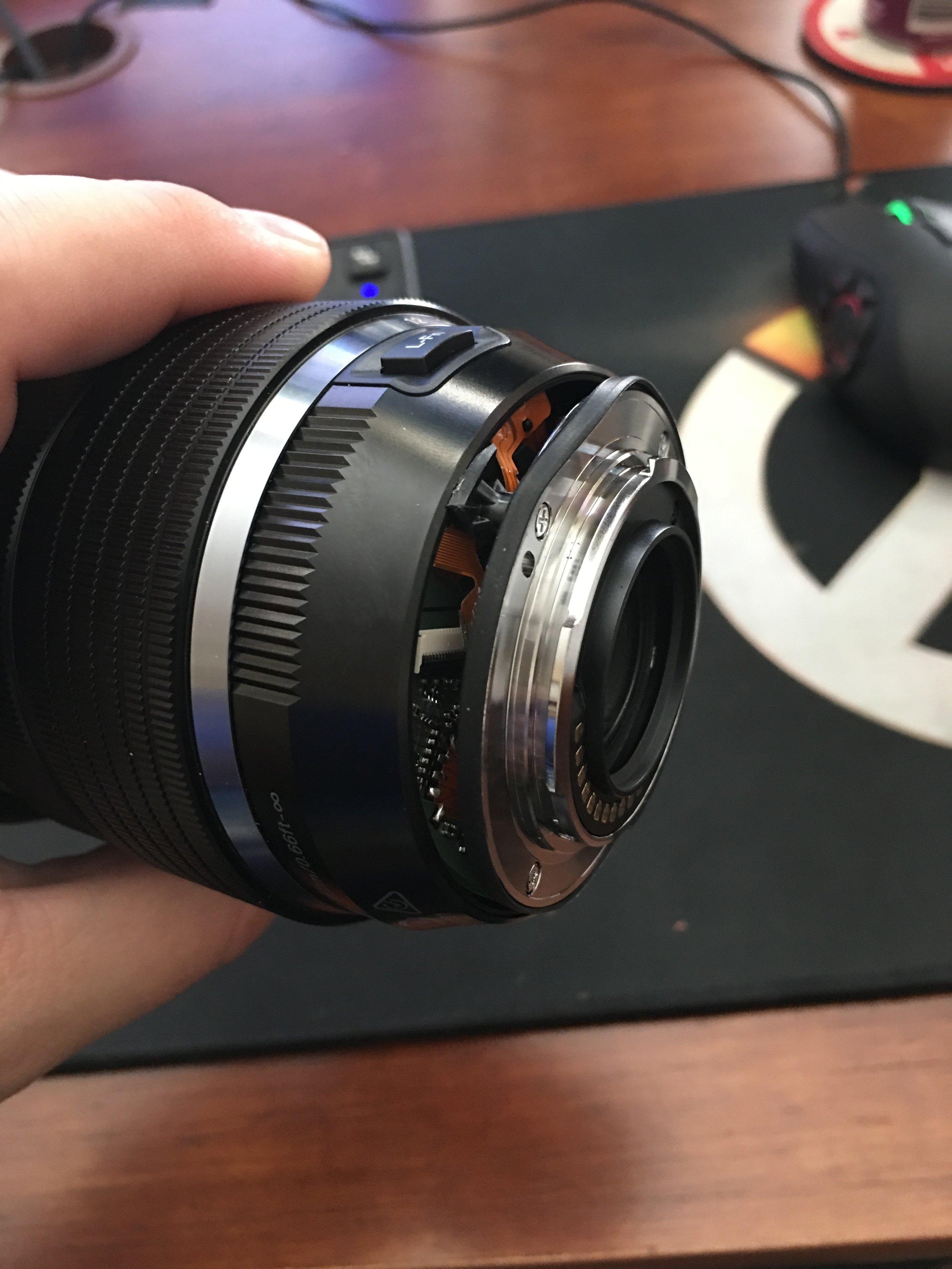 RIP lens