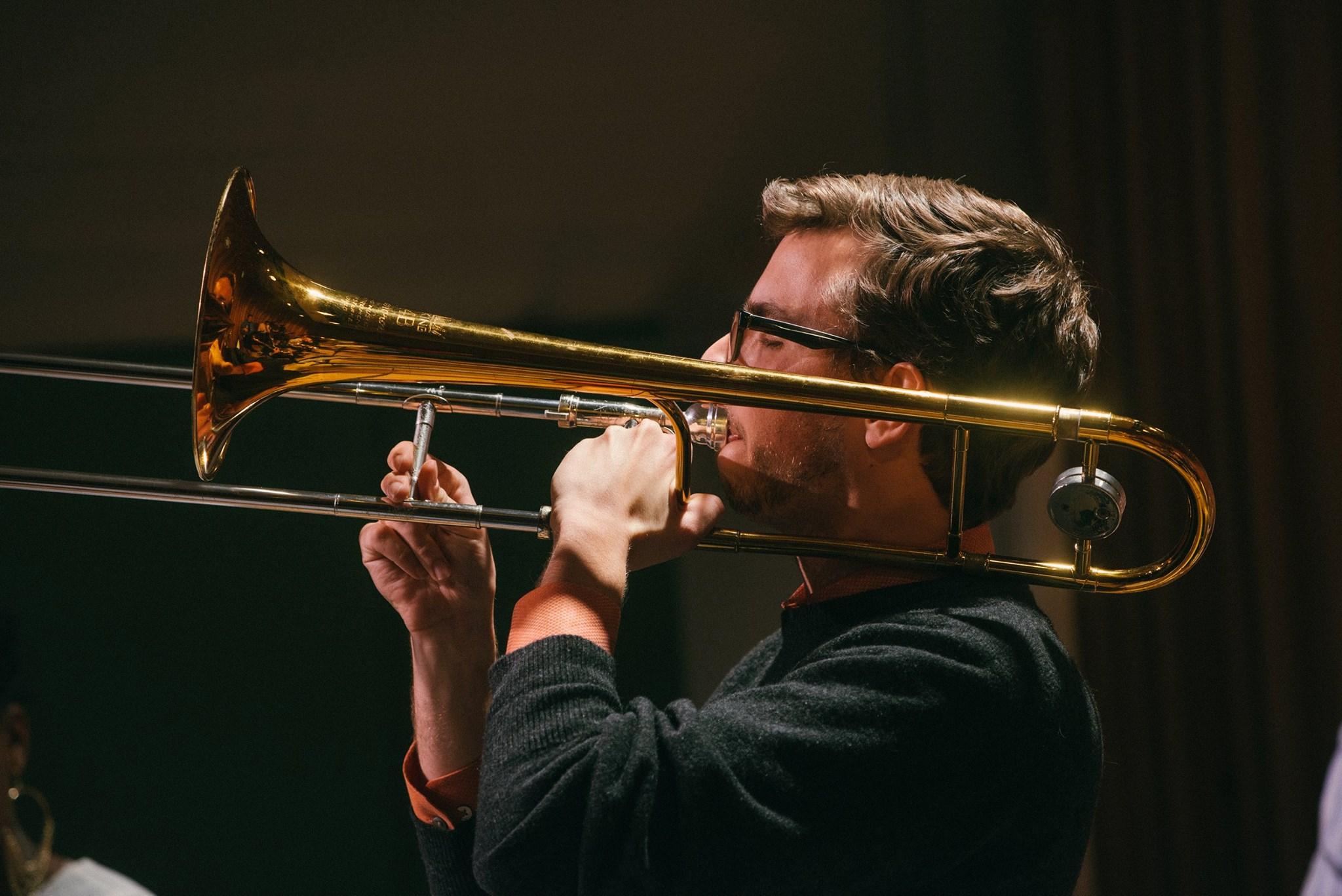 Trombonist, Producer & Arranger: Caleb Rumley