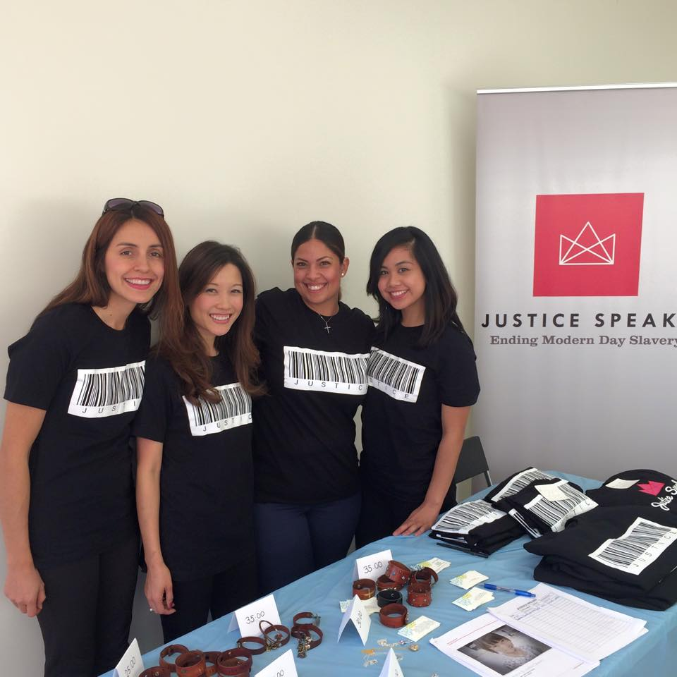 Repost from @Justice.Speaks @movement133 conference this past weekend.       Be a voice! Celebrating MLK today and the legacy he left behind! Our Justice Speaks team had an incredible time being a voice of justice at the M133 conference this weekend!   #justicespeaks   #enditmovement  #wewillnotbesilent      — at   University of Southern California  .    Follow us on instagram: @livxjaw
