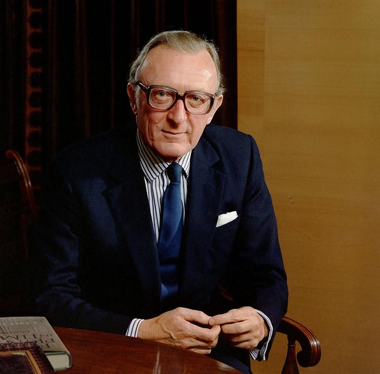 Peter Carrington, 6th Baron Carrington (1919-2018) |  More Information