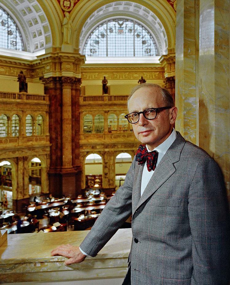 Dr. Daniel Boorstin (1914-2004) | More Information