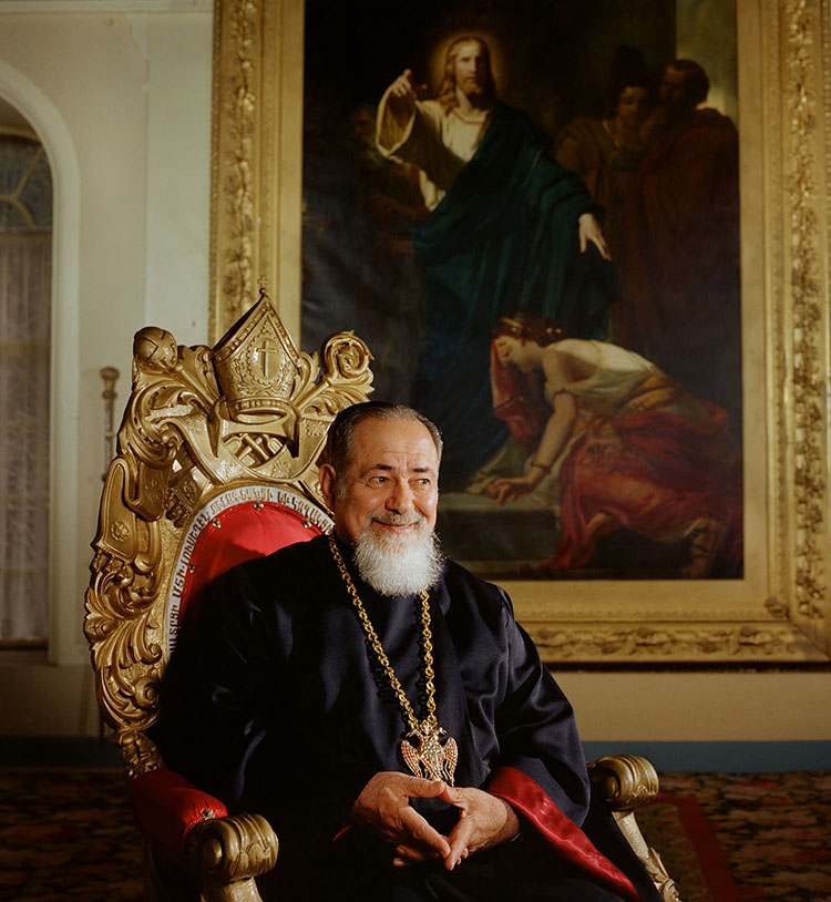 Archbishop Yeghishe Derderian (1910-1990) |  More Information