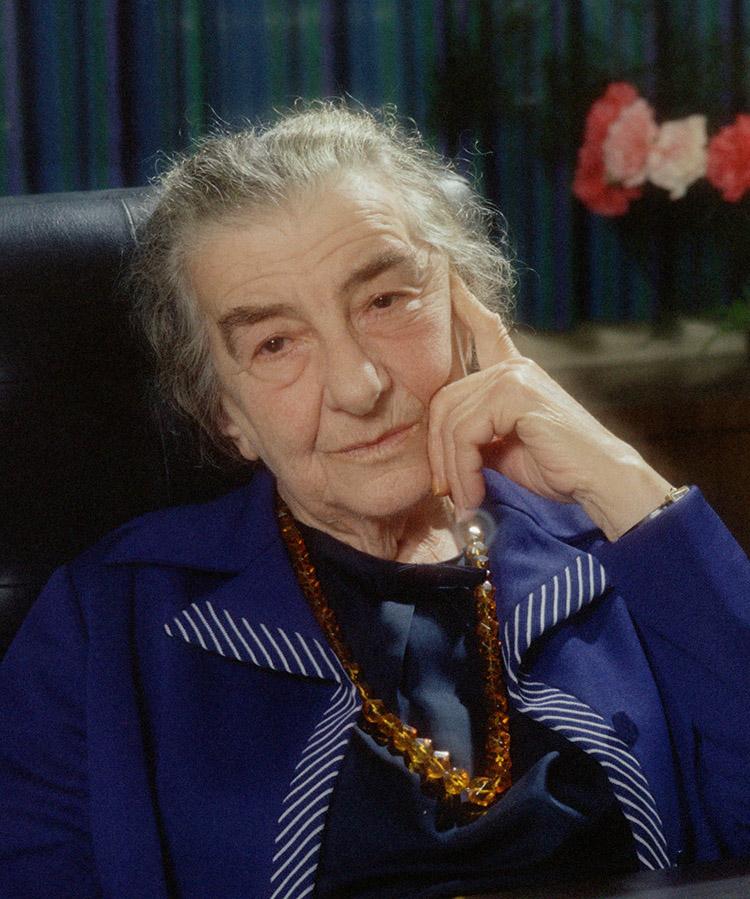 Golda Meir (1898-1978) | More Information