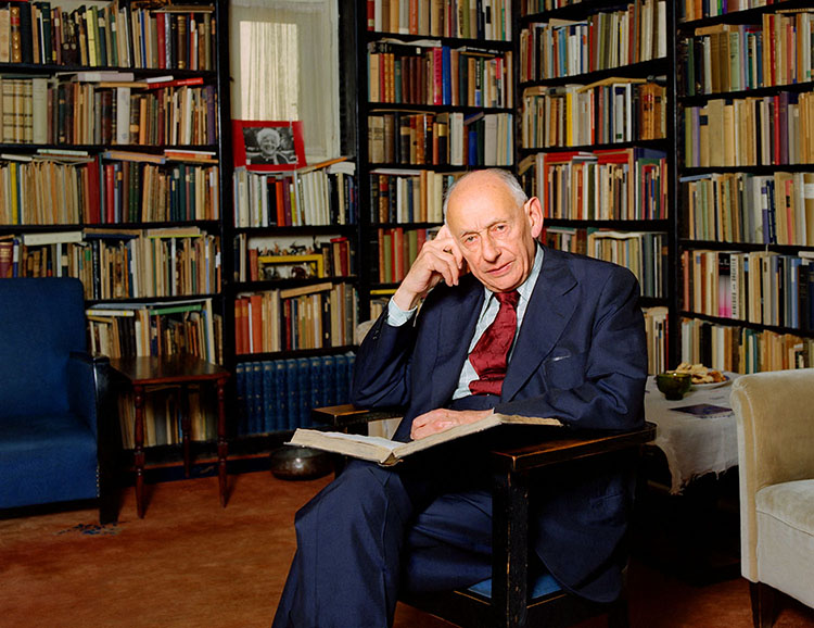 Professor Gershom Scholem (1897-1982) |  More Information