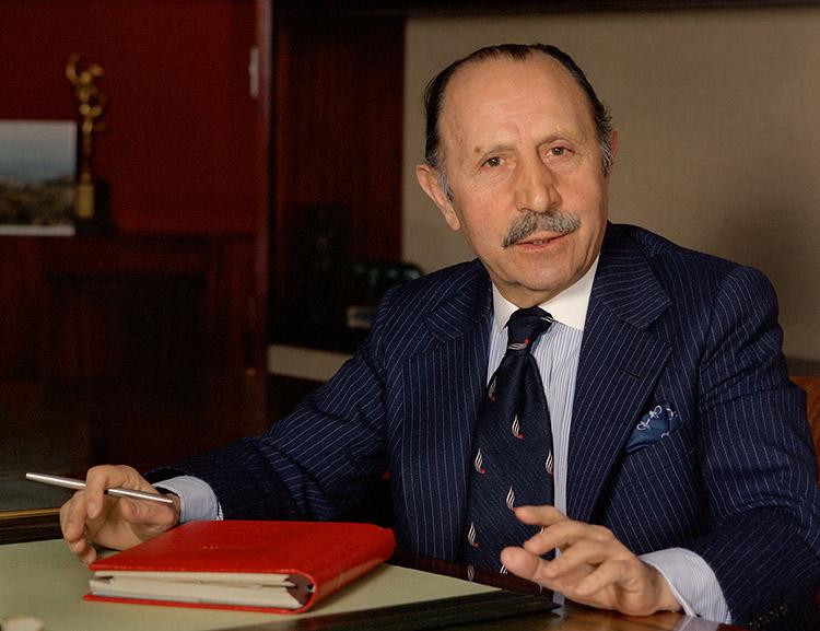 Charles Forte, Baron Forte (1908-2007) | More Information