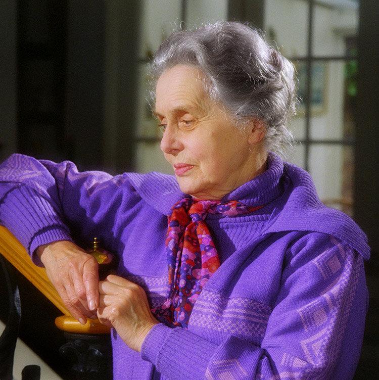 Dame Ninette de Valois (1898-2001) |  More Information