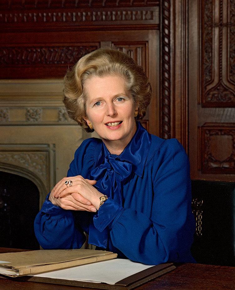 Margaret Hilda Thatcher (1925-2013) |  More Information