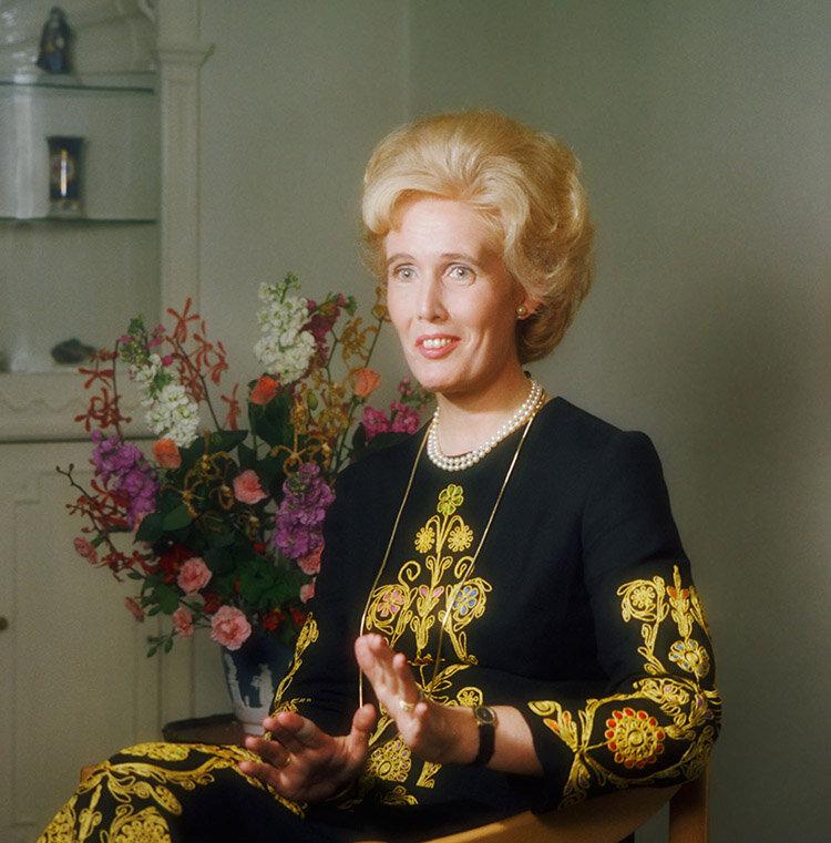 Marcia Falkender, Baroness Falkender (b. 1932) |  More Information