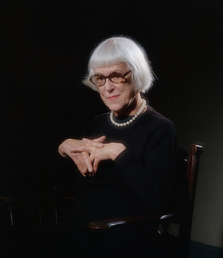 Emeritus Dean Eleanor A. Bliss (1899-1987) |  More Information