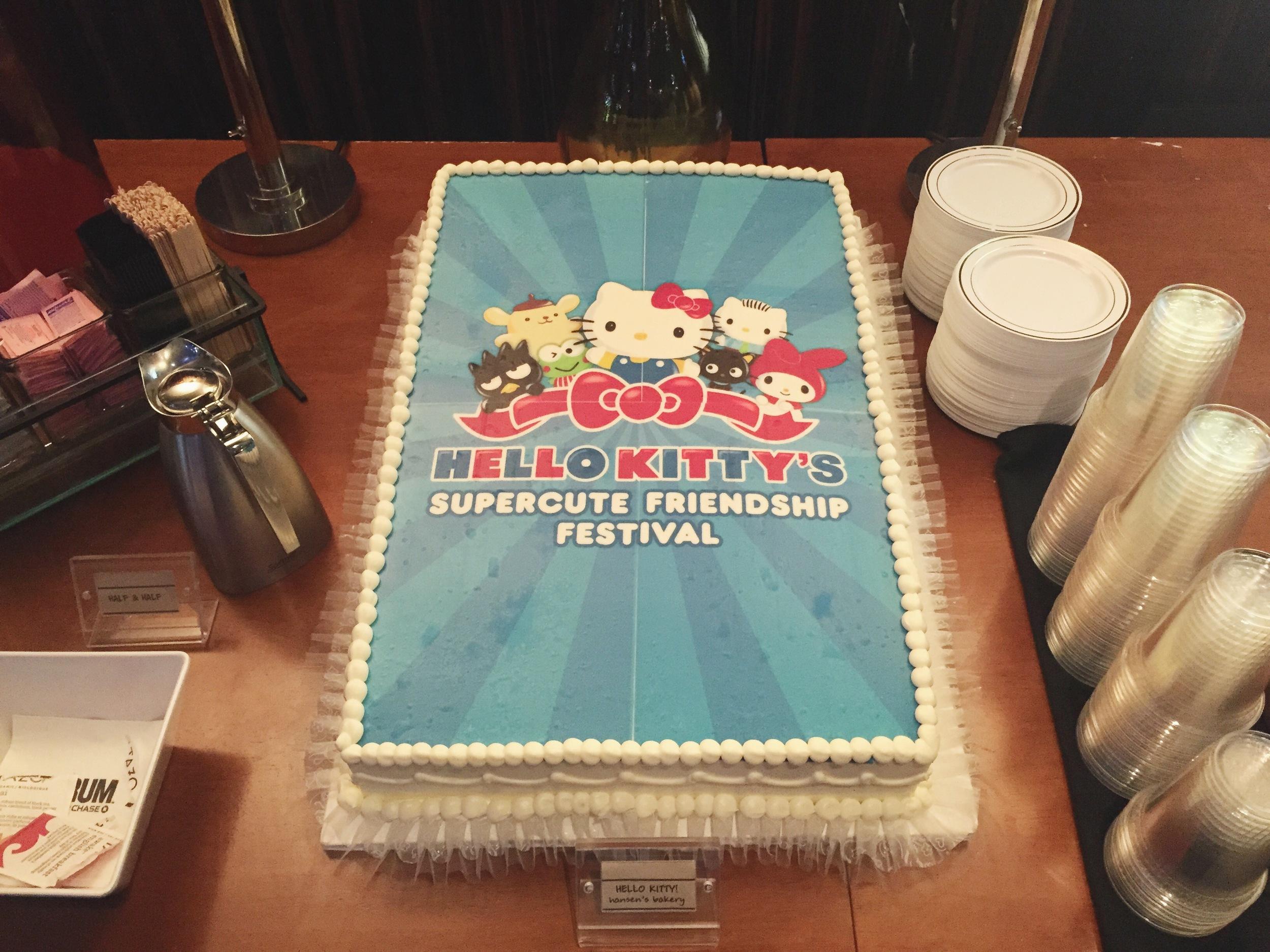 Hello Kitty Supercute Friendship Festival!
