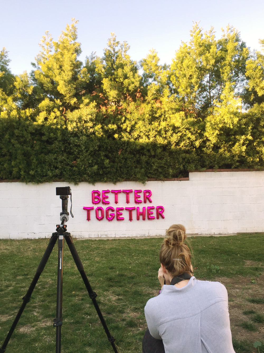 Better Together: Behind the Scenes   Amy Tangerine