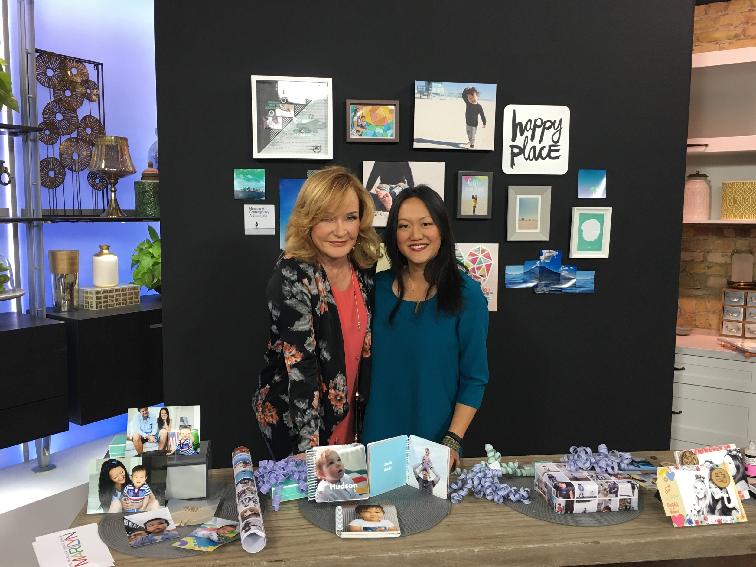 Amy Tangerine on The Marilyn Denis Show