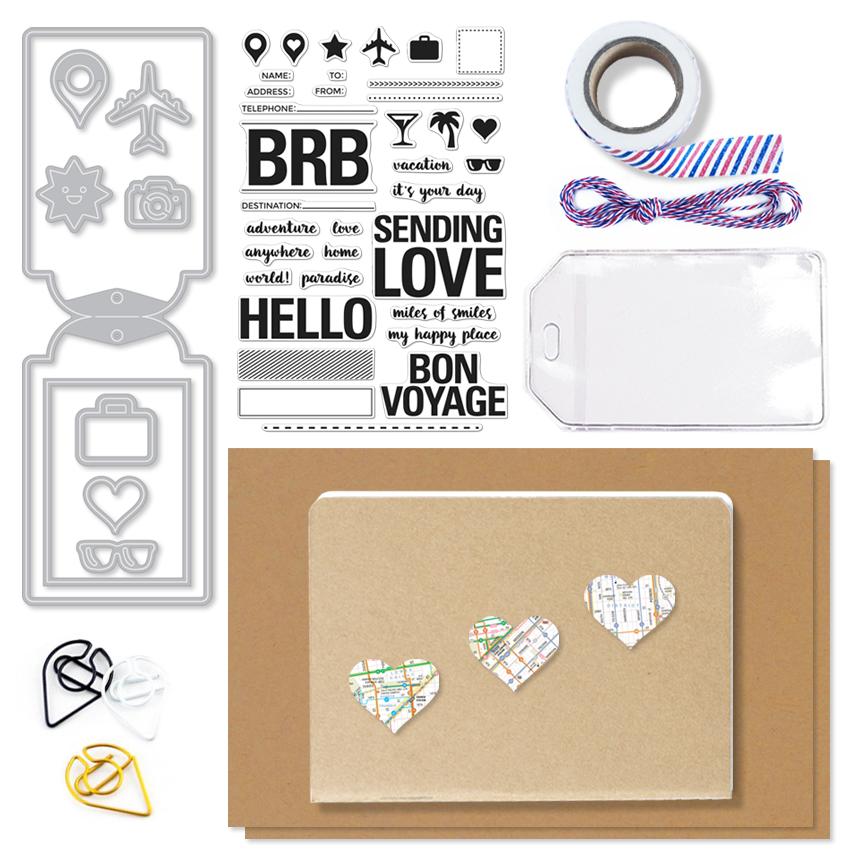 My Monthly Hero Kit - June