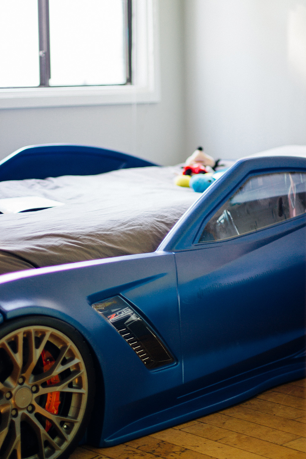 Jack's Room + New Car Bed! | Amy Tangerine